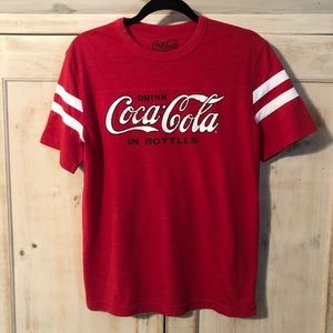 Drink Coca-Cola In Bottle Graphic T-Shirt